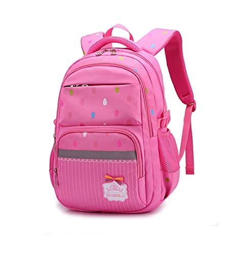 ZFLL SchultascheSchöner Ananasdruck Wasserdichter Schulrucksack Für Mädchen Schultasche Für Teenager Taschen Für Mädchen Große KapazitätSchultaschen von Luggage & Bags (Lila Rucksack Von Under Armour)