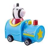 Peppa Pig spinta Lungo Mini Buggies Zoe nel veicolo treno