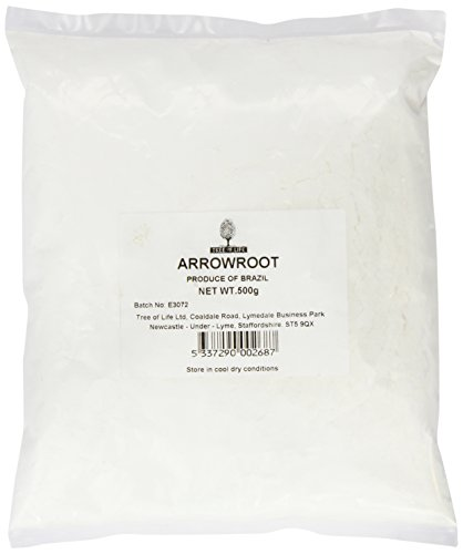 tree-of-life-organic-arrowroot-500-g