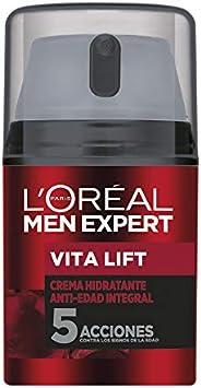 L'Oréal Paris Men Expert - Integral Vita Lift hidratante diario anti-edad, 5