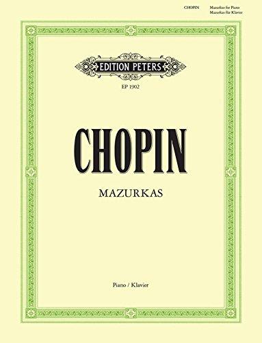 Mazurkas Piano