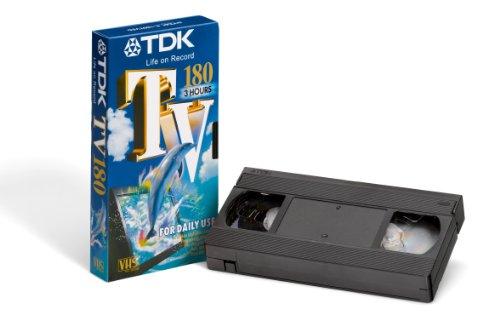 E-180TV Videocassette **5erPack**