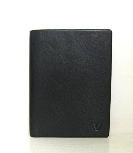 portafoglio verticale / tascone RONCATO (nero)