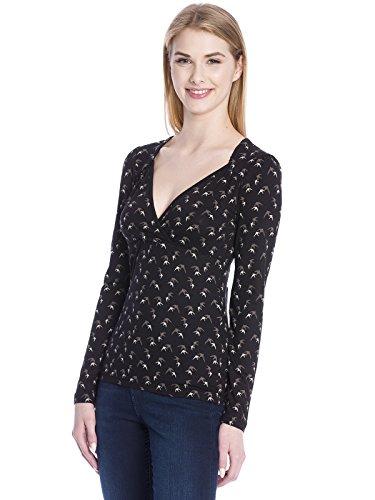 Vive Maria Damen T-Shirt Schwarz (black allover black allover)