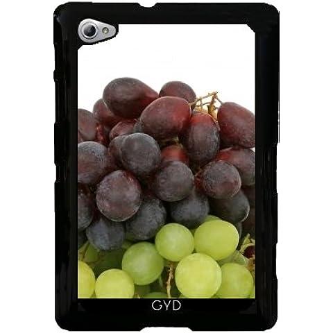 Custodia per Samsung Galaxy Tab P6800 - Uva Frutta Verde Affamato by WonderfulDreamPicture