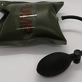 Elviray Polyurethan-Gummipumpe-Tasche installiert in Autotür und Fenster
