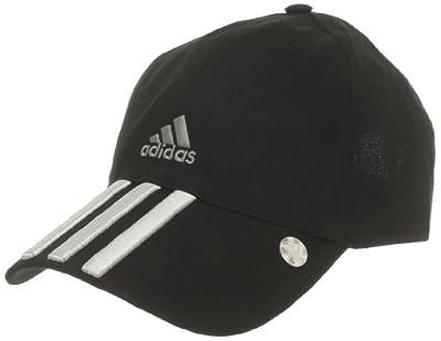 Adidas CAP 3 schwarz - --- von adidas bei Outdoor Shop