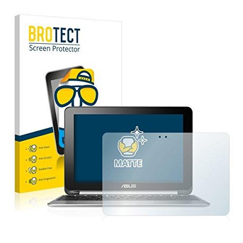 2X BROTECT Matt Bildschirmschutz Schutzfolie für ASUS Chromebook Flip C100PA (matt - entspiegelt, Kratzfest, schmutzabweisend)