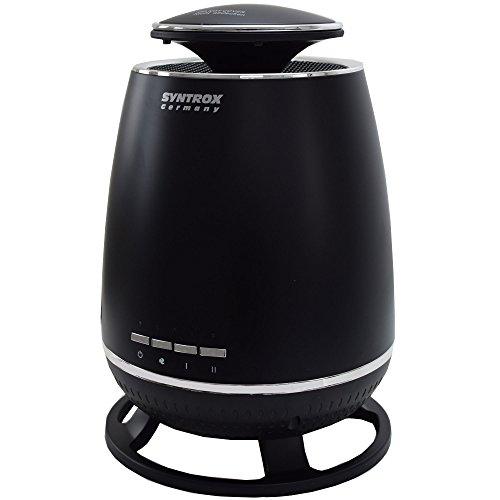 Syntrox Germany Design Keramik-Heizlüfter Standheizer 1800 Watt mit Fernbedienung CH-1800W Calor - 4