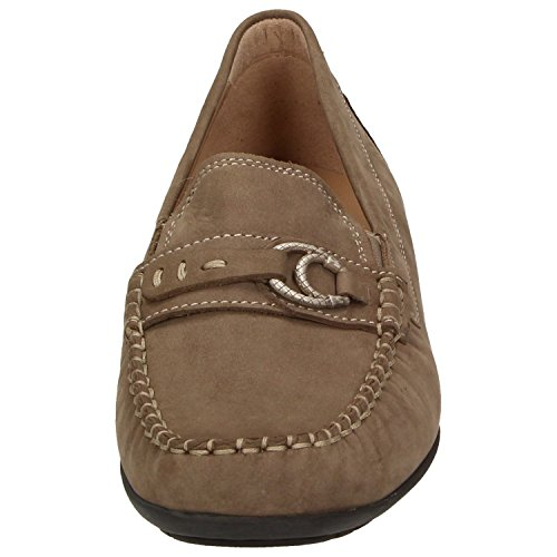 Sioux mocassino Cobarja XL, colore: marrone Beige (beige)