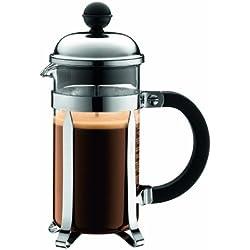 Bodum Chambord - Cafetera de 3 tazas, 0.35 litros