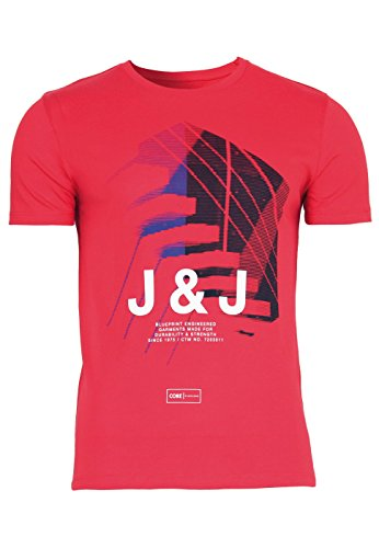 jack-jones-t-shirt-jcolusk-tee-slim-grosselfarbechinese-red