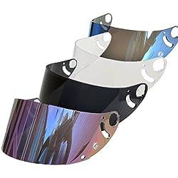 Visière shark non original Compatible - Shark - RS2 RSR RSR2 - RSR 2 V - RSR2 - RS4 - RSX VZ32 MULTI TAGLIA Iridium