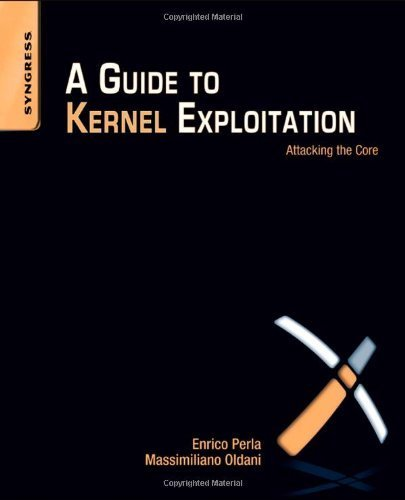 A Guide to Kernel Exploitation: Attacking the Core by Enrico Perla B.Sc. Computer Science University of Torino M.Sc. Computer Science Trinity College Dublin (2010-09-15)