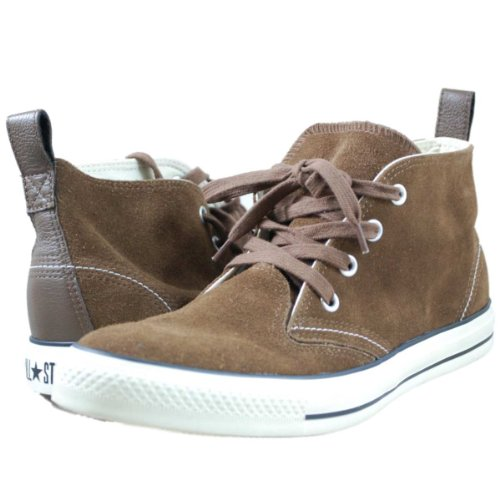 Converse Freizeitschuhe: AS Berkshire Leather Mid Boot Suede dark earth Braun