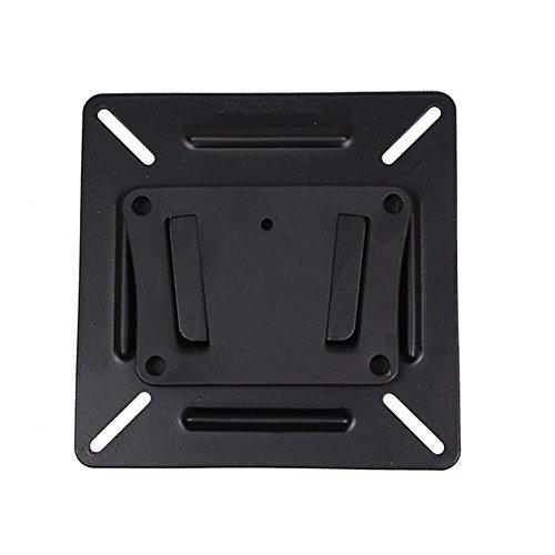 vnown Low Profile TV-Wandhalterung Ultra Slim, VESA 100x 100mm für die Meisten 30,5-61cm Flach Bildschirm Samsung Sony LG/Vizio/LCD LED Plasma Monitor Display Aquos-lcd-hdtv