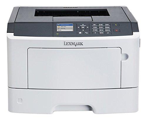 Lexmark MS510DN Laserdrucker (1200 dpi, USB - Broschüre Design-software