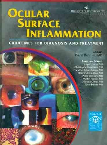 Ocular Surface Inflammation: Guidelines Diagnosis And Treatment