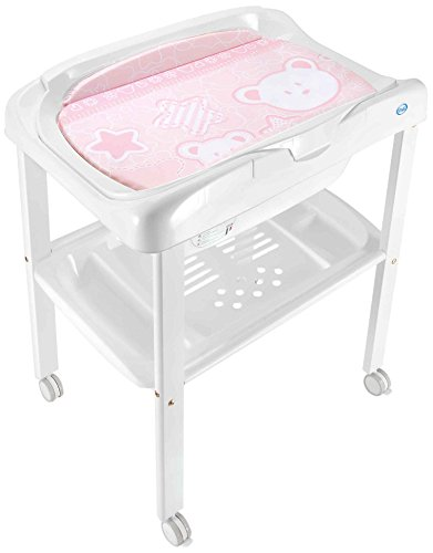 Pali 0152 ncl00 Beauty baño Loving Bear Rosa