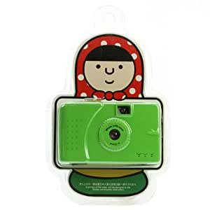 Superheadz Tomodachi AI Wide Slim Vivitar 35mm Camera (japan import)