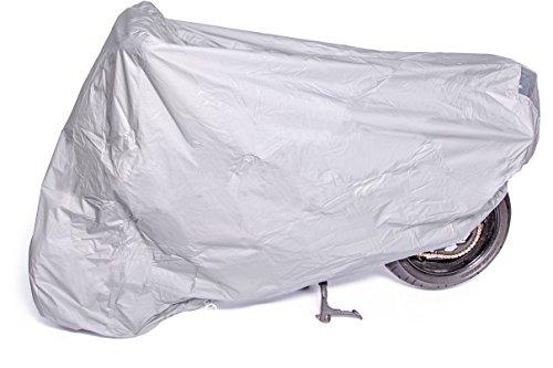 Büchel Motorrad Faltgarage, silber, 81700021