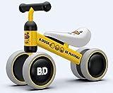 Laufräder Baby Walker 1-3 Geburtstag Geschenk Kind yo-Auto Drehen Auto Balancing Auto Pedal Fahren-taobao schiebetüren-A 20Zoll