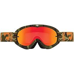 Dragon Mdx Camo-Gafas de Ciclismo antivaho, Transparente