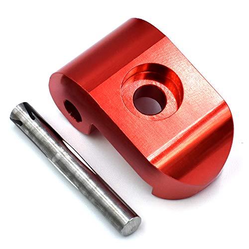 myBESTscooter - Reforzado Lock Latch Enganche de sustitución para Manillar de Patinete...