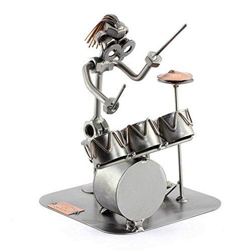 Schraubenmännchen Schlagzeug - Schönes Geschenk für Musiker