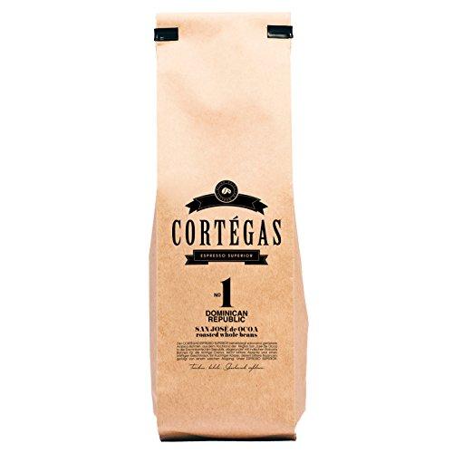 Cortegas Espresso Superior - Ganze Bohne Röstkaffee 330g - Direct Trade Premium Kaffee-Bohnen aus...
