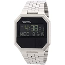Nixon Reloj Digital de Cuarzo Unisex con Correa de Acero Inoxidable – A158000-00