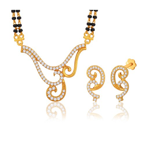 Peora-Gold-Plated-Mangalsutra-For-Women-Gold-PM53GJ