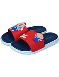 Arete Slippers Flipflop for Kids Boys and Girls 5 to 8 Years