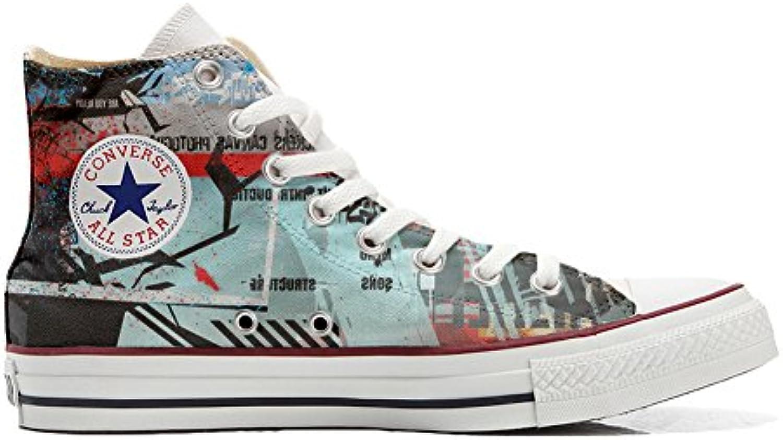 Converse All Star personalisierte Schuhe (Handwerk Produkt) Straße Style