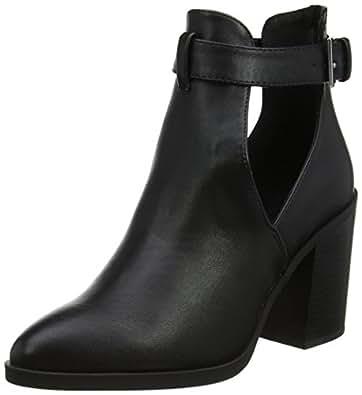 New Look Damen Dakota Stiefeletten, Schwarz (Black 1), 41 EU
