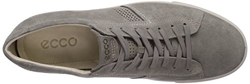 Ecco Gary 50062401053, Baskets mode homme Gris (Warmgreysphinx02375)