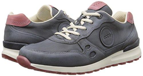 ECCO CS14 Damen Sneakers Grau (DARKSHADOW/PETAL 59304)