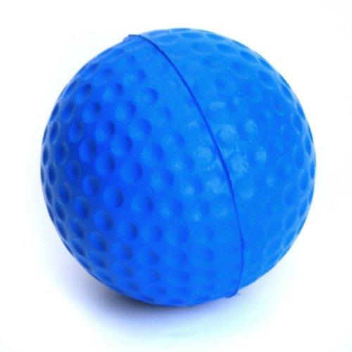 Balle de Golf pour Formation de Golf Souple en Mousse PU Balle de Pratique - Bleu