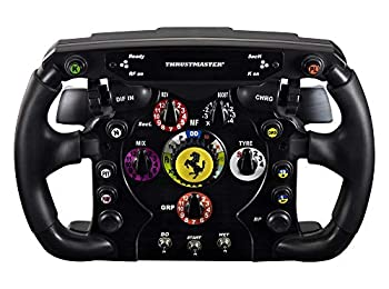Thrustmaster Ferrari F1 Add-On Wheel (PS4, Xbox One, PC & PS3)