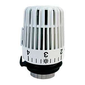 Tête avec sonde thermostat intégré