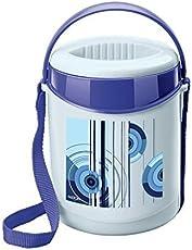 Milton Econa 3 Tiffin with Bag, Blue (EC-THF-FTT-0024_Blue)
