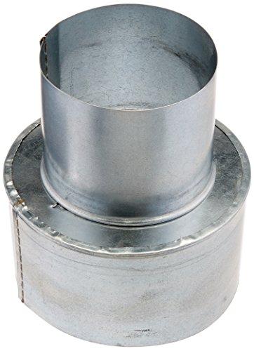 Pentair 77707-0076 Ersatz-Heizelement für Pool und Spa (vertikal, Belüftung, Unterdruck), Metall -