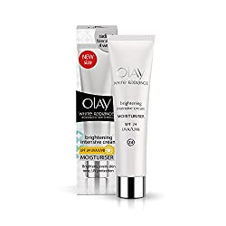 Olay White Radiance Advanced Whitening Skin Cream Moisturizer SPF 24, 20g