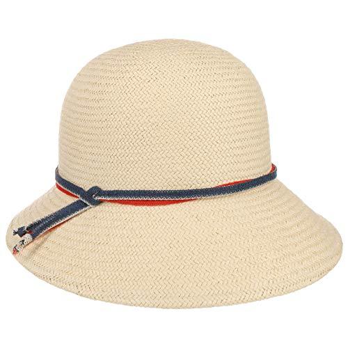 Mayser Sombrero Cloche de Paja Sonja mujer (talla única - natural) f6747845c91