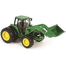 John Deere - Tractor 6830 con doble rueda (Bizak 30692425)