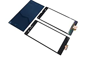Sony Xperia Z LT36 i C6603 Touch Screen Display Front Glas Cover Original NEU
