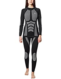 Ultrasport Damen Seamless Funktionsunterwäsche Tide