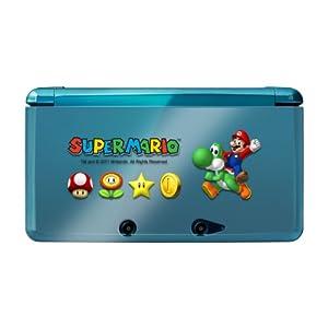 """Nintendo 3DS – Protector Schutzhülle & Skin Set """"Super Mario"""""""