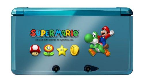 Nintendo 3DS - Protector Schutzhülle & Skin Set 'Super Mario'