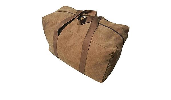 Sammlung Tasche Verdickt Wasser Waschen Leinwand Lagerung Finishing Gep/äck Verpackung Umzugsbeutel Mittel 54 X 42 X 26 Army Green